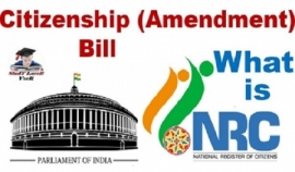 Repeal NRC, Assam; No To NPR; All Residents, All Born In India Are Its Citizens!