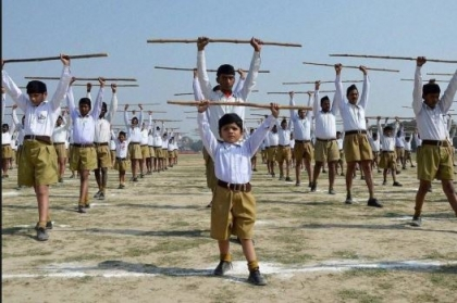 Fascist Dimensions of RSS Move to Start Military Schools