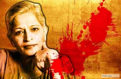 Intensify Solidarity Actions  Condemning Murder of Gauri Lankesh