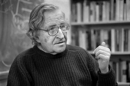US, the Leading Terrorist State : Interview with Noam Chomsky