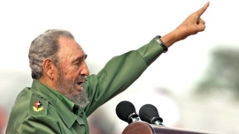Fidel Castro, the great revolutionary
