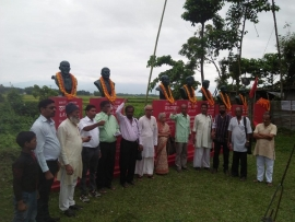 52ND NAXALBARI UPRISING DAY OBSERVED