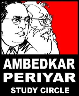 STATEMENT OF AMBEDKAR PERIYAR STUDY CIRCLE