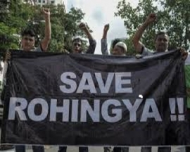Joint Statement : Stop The Violence Against The Rohingya People
