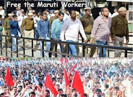 Free Maruti Workers: Statement by TUCI