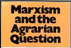 Marxism and Peasant Question - Pradip Singha Thakur