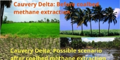 On the Methane Exploration Project in Tamil Nadu - PJ James