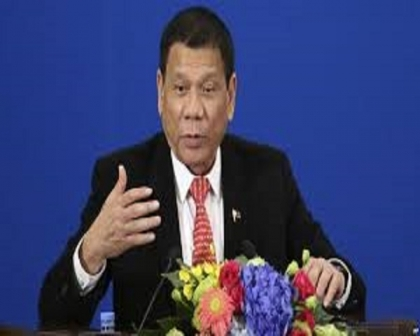"PHILIPPINE PRESIDENT DECLARES ""SEPARATION FROM THE US"" DURING VISIT TO CHINA"