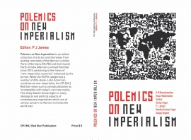 'Polemics on New Imperialism' releasing on 28thNovember 2018