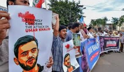 CONDEMN THE ATTACK ON UMAR KHALID