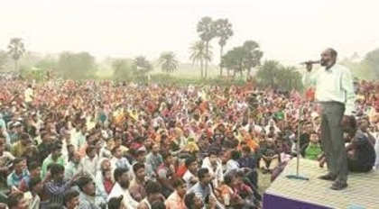 West Bengal: Echo of Bhangar Protest in Birbhum
