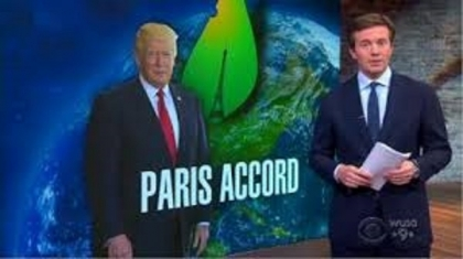 On Trump's Pull-out from Paris Accord