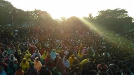 Bhangar People's Movement Advances and Further Consolidates