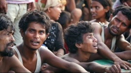 Plight of the Rohingya Muslims in Rakhine, Myanmar