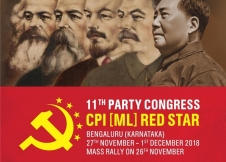 Political Resolution Adopted by 11th Party Congress of CPI (ML) Red Star