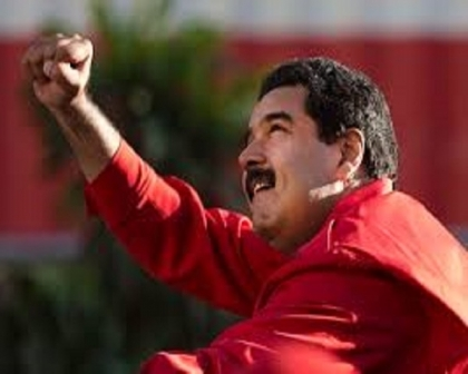 VENEZUELA'S MADURO VOWS 'REVOLUTION' WILL CONTINUE