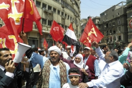 Military Regime's Oppression in Egypt