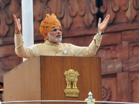 Modi's 15th August speech: Another big step towards Hindurashtra!