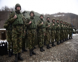 SERBIA-RUSSIA-BELARUS MILITARY EXERCISE