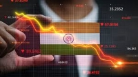INDIA'S ECONOMY IS PROJECTED FOR THE BIGGEST-EVER CONTRACTION - P J JAMES