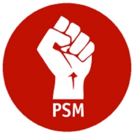 MESSAGE OF GREETINGS TO PSM