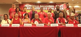 21ST NATIONAL CONGRESS OF THE SOCIALIST PARTY OF MALAYSIA