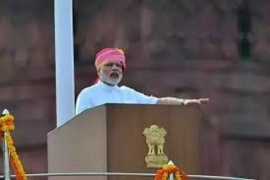 Modi's 15th August Speech: Pack of Lies and Double Talk