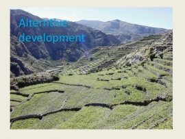 TOWARDS AN ALTERNATIVE PARADIGM OF DEVELOPMENT