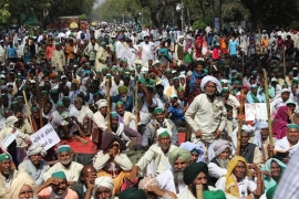 Farmers' Struggle Underlines the Path of Bigger Things to Come!  Make All Out Efforts to Strengthen the Upsurge!