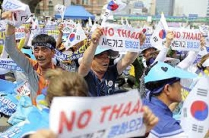 South Korea Embroiled in US War Preparations