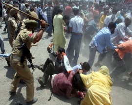 Police-Military Action Cannot Put Down People's Anger in Jammu & Kashmir