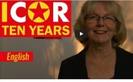 10 Years of ICOR!  Statement from its main coordinator, Monica Gartner-Engel.