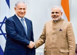 On Modi in Israel - Kamal Mitra Chenoy