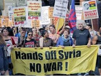 ICOR Call: Oppose Imperialist Interference of Any Kind in Syria!