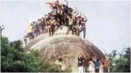 Observe 6th December, the 28th anniversary of the barbaric demolition of Babri Masjid by the RSS goons, as Black Day.