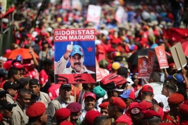 Hands off Venezuela, Let Venezuelan People Decide Their Future!