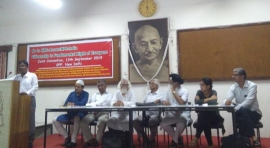 JOINT CONVENTION AT DELHI AGAINST NRC