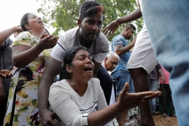 CONDEMN THE BOMBINGS IN COLOMBO; DECLARE SOLIDARITY WITH THE SRI LANKAN PEOPLE