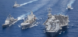 US Navy's 100 Warships to be Repaired at Gujarat's Reliance Shipyard