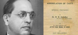 Observe Dr. Ambedkar Day, 6th December