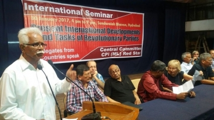 Present International Developments and Tasks of Revolutionary Parties