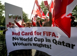 Arrested for Reporting on Qatar's World Cup Workers