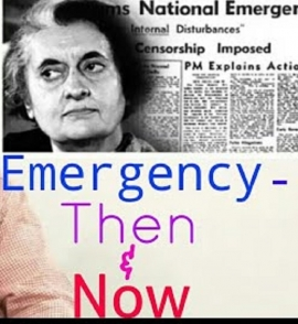 Economic and Political Notes: EMERGENCY THEN AND NOW - PJ James