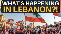 WHAT IS HAPPENING IN LEBANON? - SANJAY SINGHVI