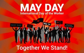 May Day: The Call of Working People