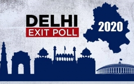 Exit Poll Results: RSS/BJP Plans to Storm Delhi with Hate Speeches and Muscular Nationalism faces setback!