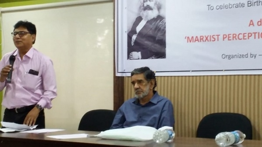 """separation shoes 34645 adfde PUNE  SEMINAR ON """"MARXIST PERCEPTION OF ART AND LITERATURE"""""""